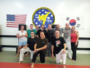 TKD Adults